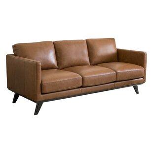Northwick Leather Sofa