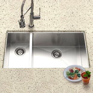 Zero Radius Kitchen Sink | Wayfair