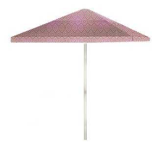 6' Square Market Umbrella by Best of Times