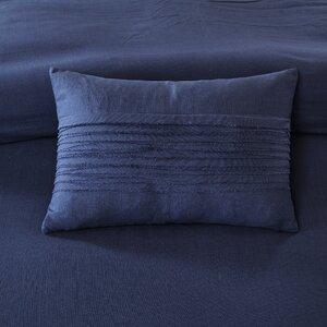 Montauk Cotton Lumbar Pillow