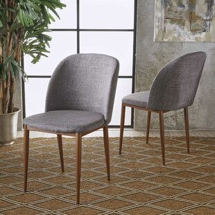 Dinsmore Upholstered Dining Chair (Set of 2)