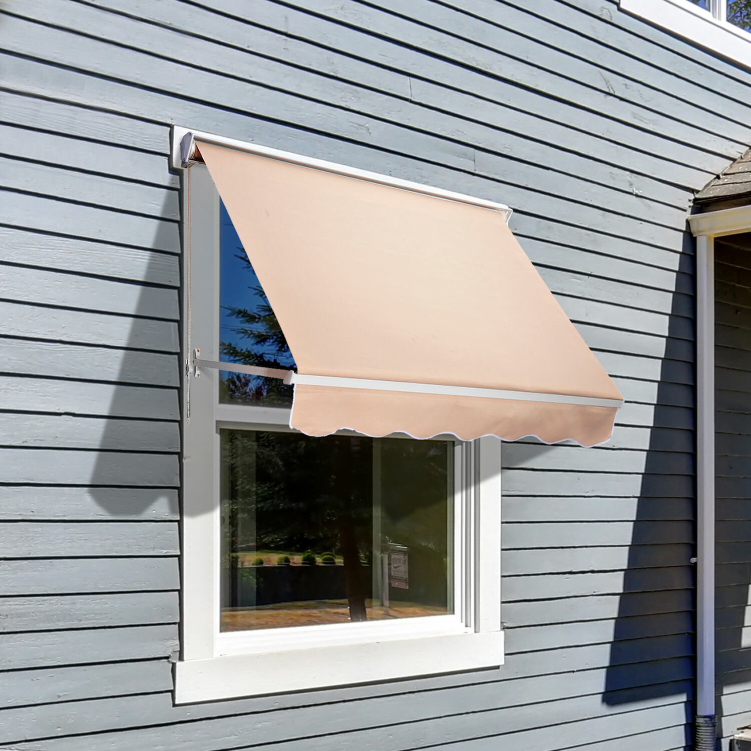 Retractable Awnings You'll Love in 2019 | Wayfair