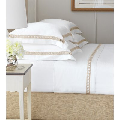 Eastern Accents Inès 300 Thread Count 100% Cotton Sheet Set