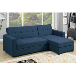 full sleeper chaise furniture raf room living maier sectionals sofas sectional