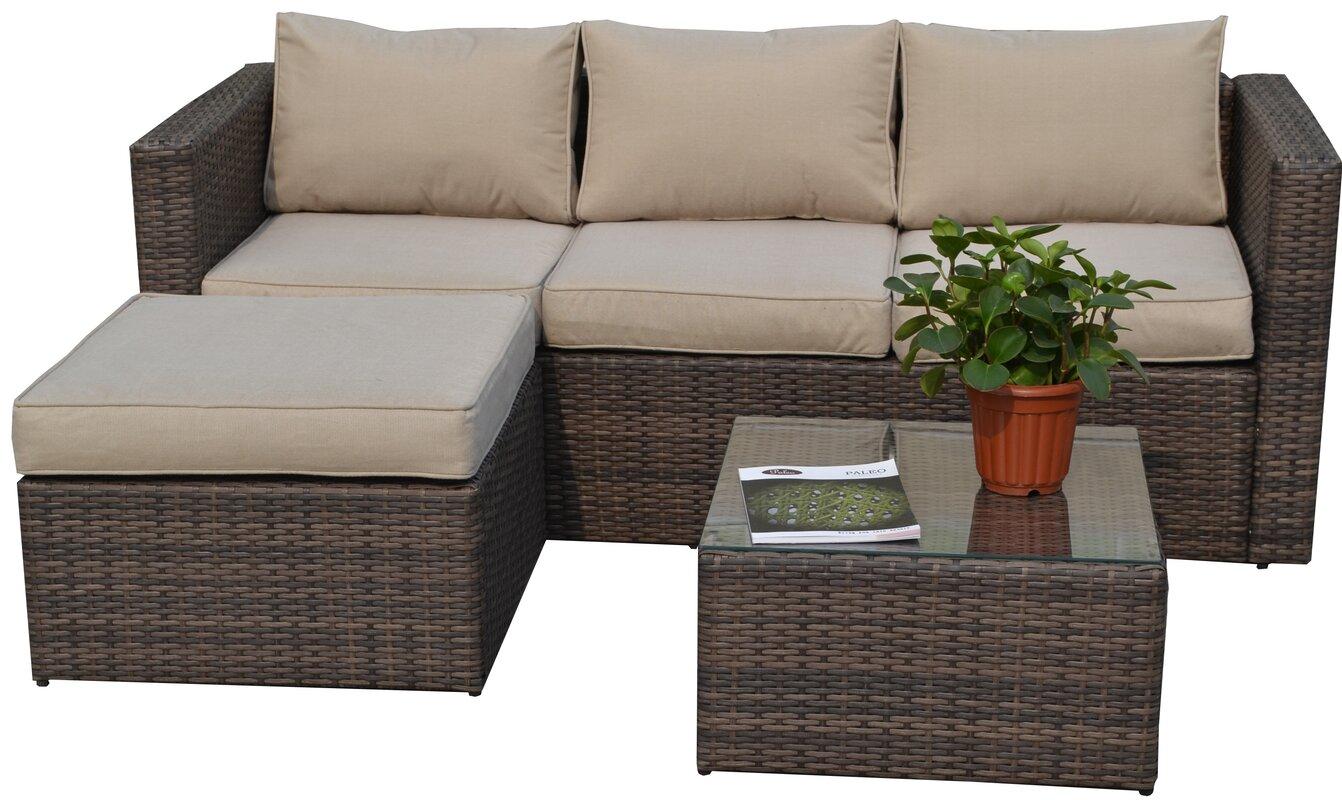 elegant 3 piece couch set