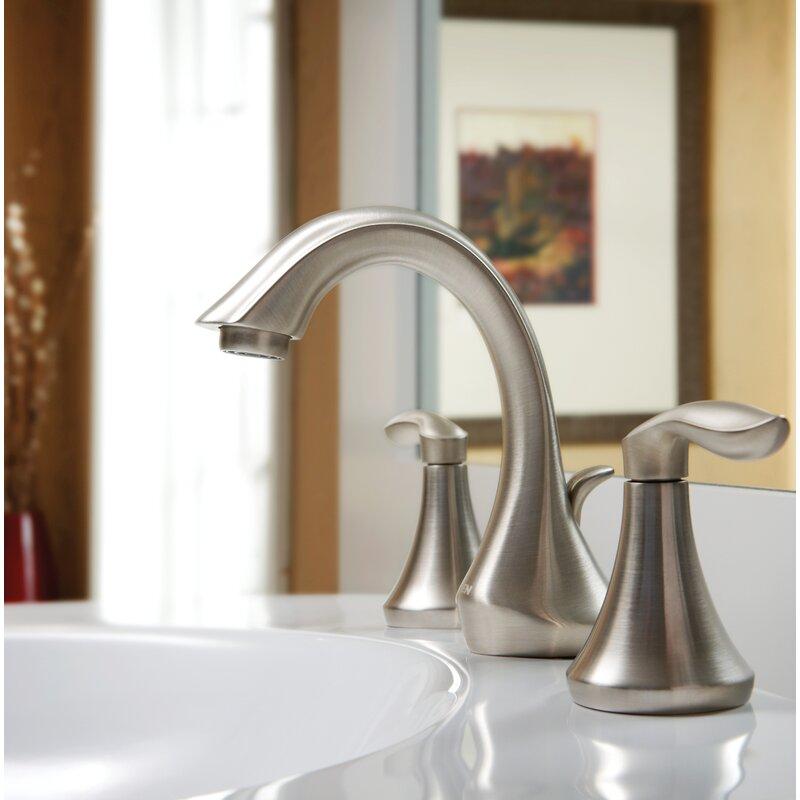 Eva Widespread Bathroom Faucet Reviews Allmodern