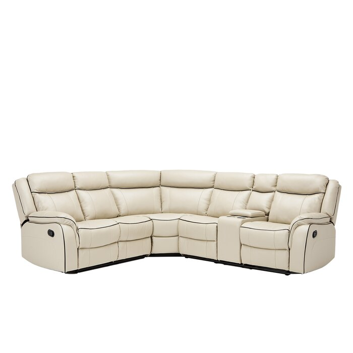 Astonishing Gloucester Symmetrical Classic Reclining Sectional Evergreenethics Interior Chair Design Evergreenethicsorg