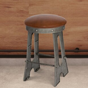 Encarnacion 30 Swivel Bar Stool by 17 Stories