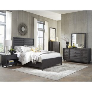 Kirk Queen Panel Configurable Bedroom Set