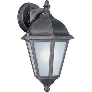 Listermann Outdoor Wall Lantern By Alcott Hill Outdoor Lighting