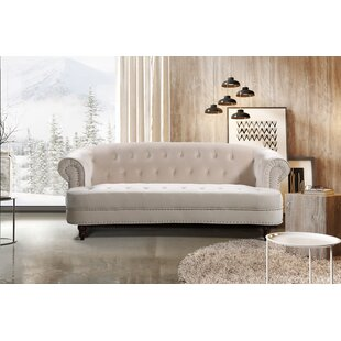 Reviews Vinci Chesterfield Sofa by House of Hampton Reviews (2019) & Buyer's Guide