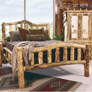 Great Price Aspen Heirloom Snowload II Platform Bed by Mountain Woods Furniture Reviews (2019) & Buyer's Guide