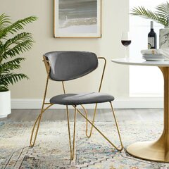 Velvet Wrought Studio Kitchen Dining Chairs You Ll Love In 2021 Wayfair