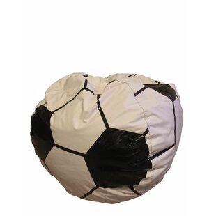 Soccer Bean Bag Chair by B&F Manufacturing
