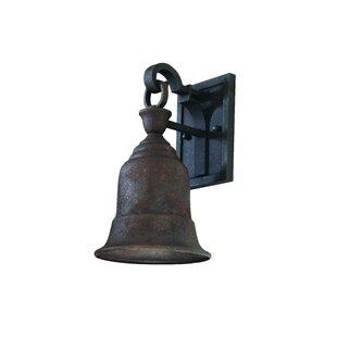 Wadley 1-Light Outdoor Barn Light
