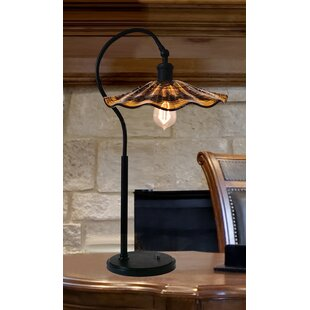 Hacker 26 Arched Table Lamp