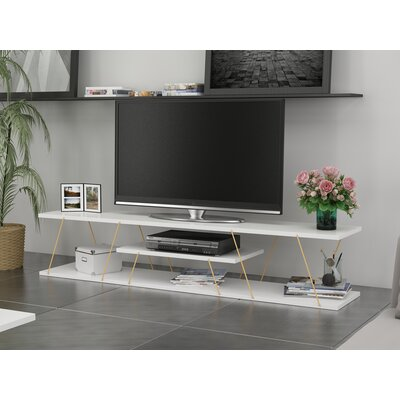 Gold Tv Stands Amp Entertainment Centers You Ll Love In 2019
