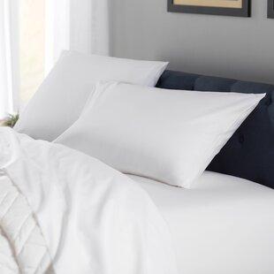 Best Benton 300 Thread Count Cotton Percale Sheet Set ByBeachcrest Home