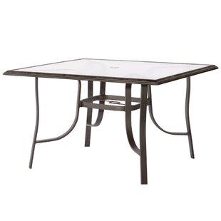 Ramon Glass Dining Table