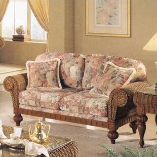 6500 River Crossing Loveseat by South Sea Rattan
