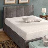 """Wayfair Sleep 10"""" Firm Memory Foam Mattress"""