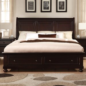 Platform Bed by Roundhill Furniture