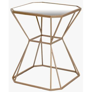 Rigdon Geo End Table by Mercer41