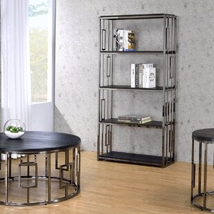 Compare prices Davies Etagere Bookcase by Mercer41