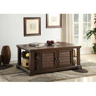 Angelica Coffee Table with Storage by Loon Peak SKU:BD551759 Description