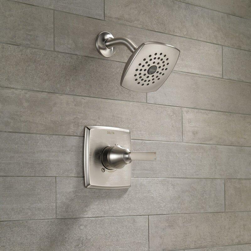 Delta Ashlyn Pressure Balance Shower Faucet Trim & Reviews | Wayfair
