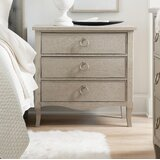 Reverie 3 Drawer Nightstand by Hooker Furniture