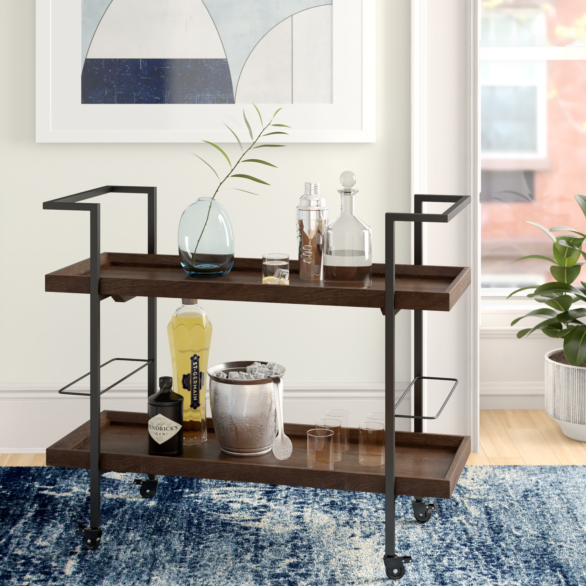 Bar Carts Wayfair