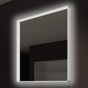 Find Acrylic Illuminated Bathroom / Vanity Wall Mirror By Paris Mirror