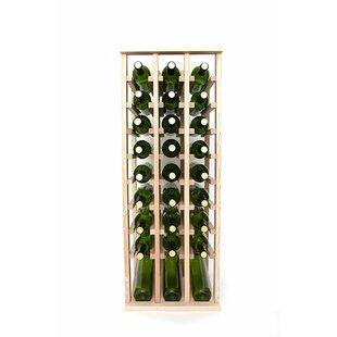 Premium Cellar Series 30 Bottle Tabletop Wine Rack