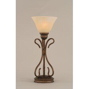 Price Check Thomas 16.75 Torchiere Lamp By Fleur De Lis Living