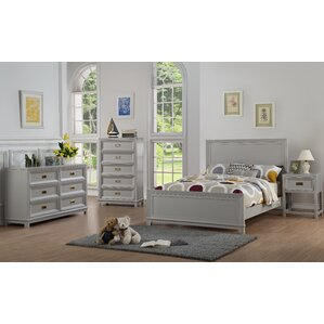 Iesha Panel Customizable Bedroom Set