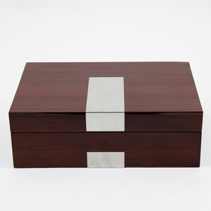 Watch Box & Mid-Century Modern Jewelry Boxes Youu0027ll Love | Wayfair Aboutintivar.Com
