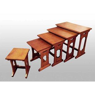 Choudhury 5 Piece Nesting Tables