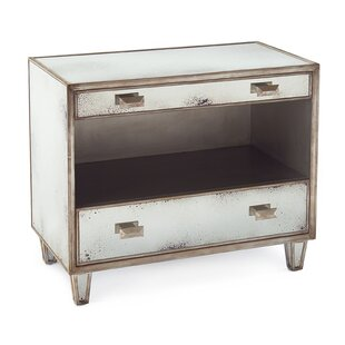 Samui 2 Drawer Nightstand by John-Richard