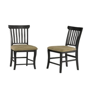 Newry Solid Wood Dining Chair (Set of 2) DarHome Co