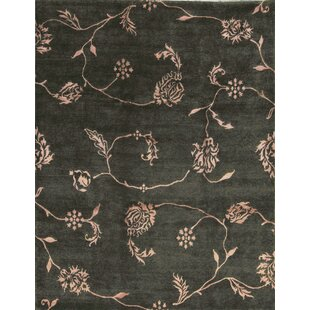 Shop For One-of-a-Kind Himalayan Art Handwoven 9'1 x 11'11 Black Area Rug By Bokara Rug Co., Inc.