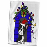 Dog Christmas Towel Wayfair