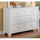 Accringt 6 Drawer Chest by Grovelane