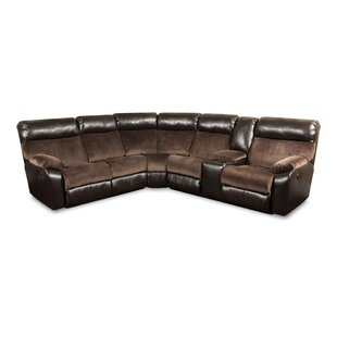 Robandy Reclining Sectional by DarHome Co