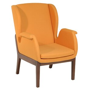 Relax Wing Back Chair by Oak Idea Imports