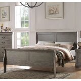 Alisdair Queen Sleigh Bed Wayfair