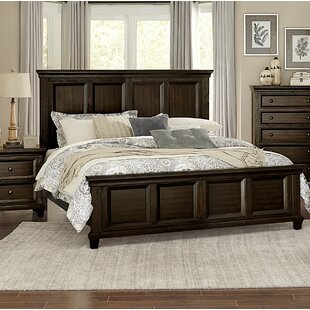 Hemel Queen Panel Bed
