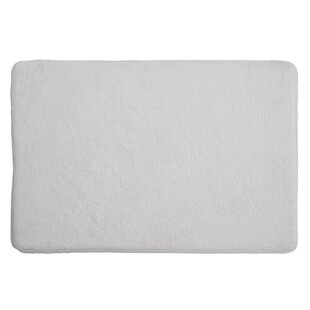 Shellson Memory Foam Bath Rug by The Twillery Co. Modern