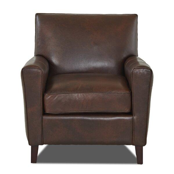 Incredible Gormley Leather Armchair Inzonedesignstudio Interior Chair Design Inzonedesignstudiocom