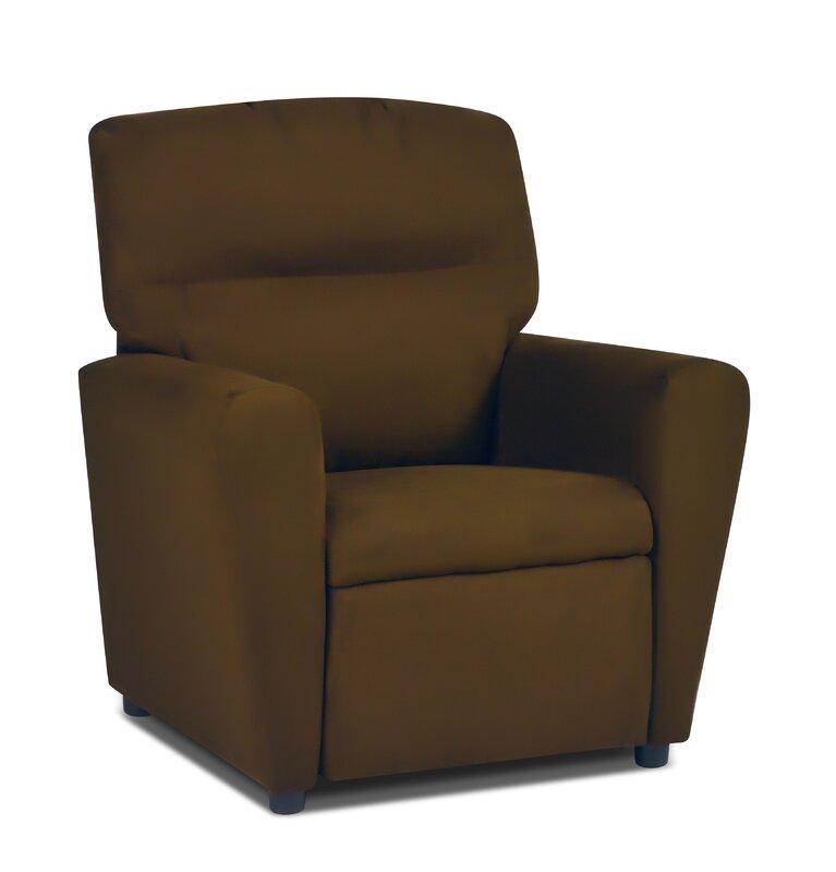 Kids Microsuede Club Chair  sc 1 st  Wayfair & Totally Tween Furniture Kids Microsuede Club Chair u0026 Reviews | Wayfair islam-shia.org